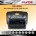 Klyde android 4.4.2 araba teybi gps bluetooth s10 wifi 3g bluetooth dvb-t ipod/iphone