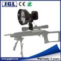 Jg- nfgh 12v 7ah d'acide de plomb hidluminosité pistolet et carabine pistolet projecteurs. gear chasse projecteur
