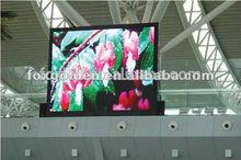 High brightness long life span P6 xxx movi high quality p6 mall indoor led screen