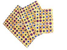 polka dot pattern soft cover notebook/paper notebook/custom notebook