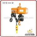 equipo de elevación de polipasto eléctrico de cadena precio de fábrica