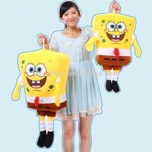 30cm plush stuffed cartoon Sponge bob toys / 50cm cartoon figure stuffed toys
