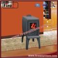 fireway 11 kw de ferro fundido fogão a lenha com forno