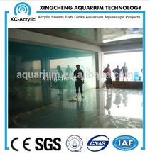 acrylic material acrylic tanks public aquarium