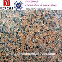 Tianshan red granite (own quarry )