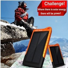 2015 new year Shenzhen of China new P-51 Portable for ipad Flexibility and solar panel Accessories 7200 mah solar power bank