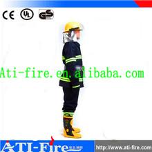 Fire retardant cotton coverall