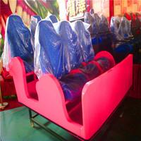 Tourist Train Amazing! Popular Diesel Tourist Train ride for Amusement Park 5D Cinema, 7D Cinema