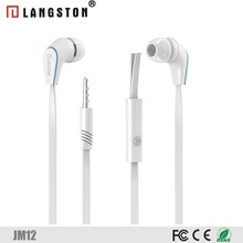 Langston OEM Branded Headset with MIC for All Mobile Phones