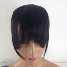human hair fringe hairpiece fringe hair bangs