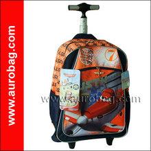 TR0293 wholesale trolley school bags for boys