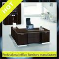 Design moderne de meubles de bureau exécutif de luxe hj-9694