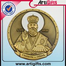 Hot sale aluminum anodized challenge coin