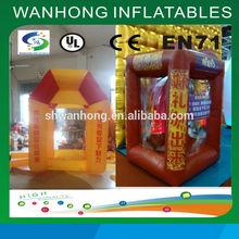 2015 PVC waterproof fireproof inflatable cash money