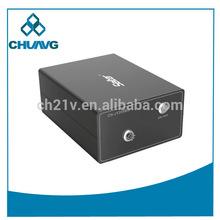 12v 200mg glass tube corona discharge small car ozonator
