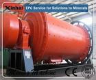 Energy Saving Small Ball Milling Machine / Grinding Equipment