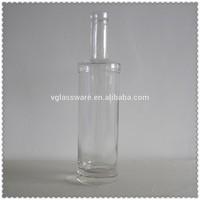 Glass wine bottle and glass cups glass cruet bottle vinegar oil