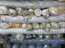 Good Taiwan Textile Cotton Fabric Stock Lot
