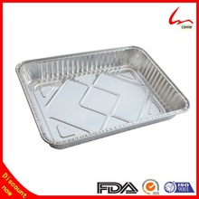 Rectangular Form For Aluminum Foil Cake Pan