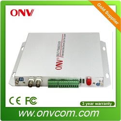 1CH Audio Optical Transmitter and Receiver. 1CH Video+ 1CH Bi-directional Data+1CH Bi-directional Audio