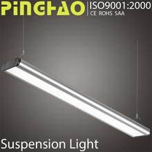 Hong Kong lighting fair Solar CE linear LED suspension lamp