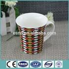 12oz ceramic sublimation mugs for Transfer Press Printing