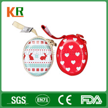Tin Package With Zipper