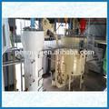 Aceite de soja que hace y aceite de soja de la máquina extrusora de