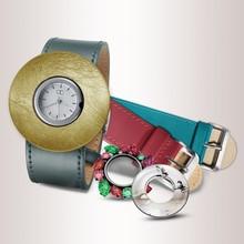 Lastest Design DIY Japnese Movement Ladies Fashion Bangle Watches