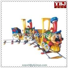 2015 China best choice amusement park electric train rides