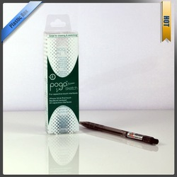 New Design Plastic Pencil Box ,Clear Packaging Box