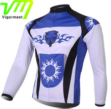 winter men gender skoda cycling jersey set