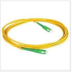 SM simplex fiber optic patch cordsc connector 1M /Optical Fiber Cable made in china