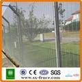 seguridad 358 de malla de alambre para el diseño del perímetro