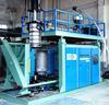 Automatic blow molding machine extrusion blow machine plastic jerry can storage tank making machine