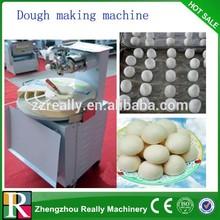 round pizza dough balls making rolling machine