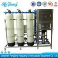 Haute qualité de l'eau des unités de distillation