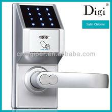 Digital /Code Card Keyless Keypad Security Entry Door Lock