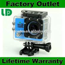 """For motorcycling 2.0"""" LTPS Waterproof WiFi Full HD 1080p mini SJ6000 Sport Camera"""