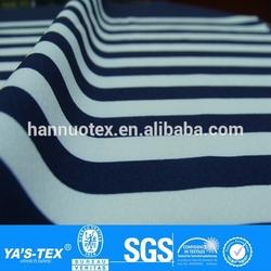 Navy White Stripe custom design print fabric,blue and white stripe fabric,black and white stripe fabric