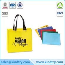 Colorful Fashion Stylish beach Non woven Tote Bag