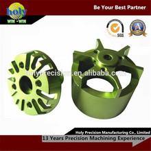 Custom aluminum metal spinning, lathe parts