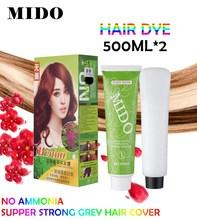 Professional henna herbal indian hair dye