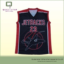 No.23 basketball jerseys with ball design