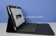 For galaxy note 10.1 inch P5100 bluetooth keyboard case silicon key