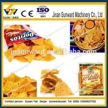 Hot selling China factory price automatic tortilla machine doritos machine