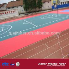 Basketball Sport plastic floor basketball