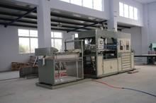 FUSHI VACUUM FORMING MACHINE FOR PLASITC PACKAGING