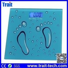 LECREA SH-368 Digital Electronic Body Weight Platform Scales Electronic Bathroom Body Scale