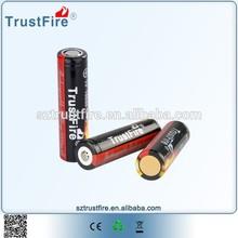 Alibaba wholesale China, TrustFire 18650 battery rechargable/3.7v li-ion 2400mah battery/power storage battery